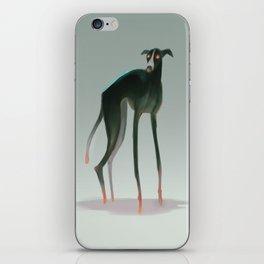 Demon Dog iPhone Skin