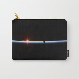 62. The Dawn of a New Era in Human Spaceflight Carry-All Pouch