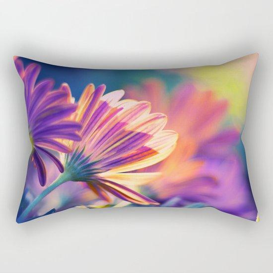 Colorful Days Rectangular Pillow
