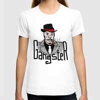 gangster T-shirts featuring Gangster by Logan_J