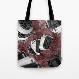 Wibbly Wobbly (Timey Wimey) Tote Bag