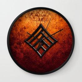 The Qun Wall Clock