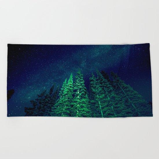 Star Signal Beach Towel