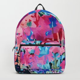 Red Poppy Evening Backpack