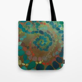 HARMONY OF COLORS Tote Bag