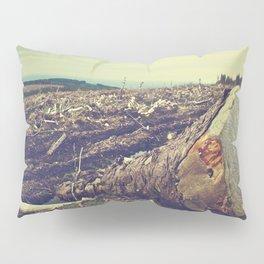 Deforestation Pillow Sham