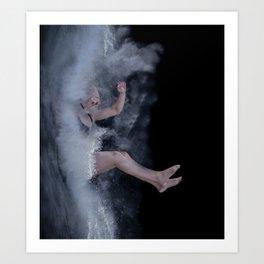 pixie dust Art Print