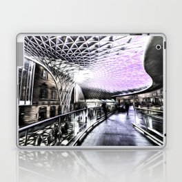 Kings Cross Station Art Laptop & iPad Skin