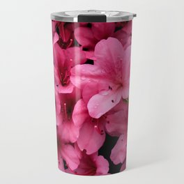 Asiatic Azaleas Travel Mug