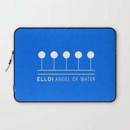 ELLOI ANGEL OF WATER Laptop Sleeve