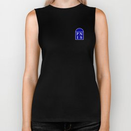 Official Logo Biker Tank