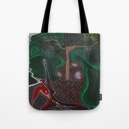 Honouring the Tree Spirits  Tote Bag