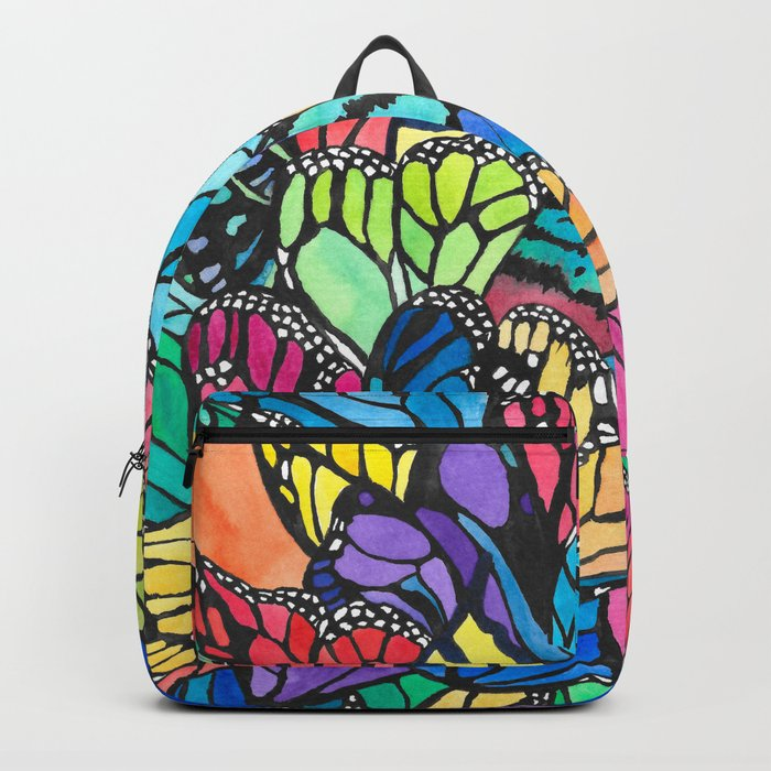 Butterfly Spark Backpack