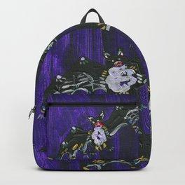 Black Bats Backpack