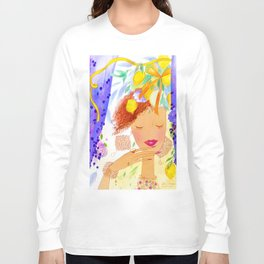 Secret Garden Long Sleeve T-shirt