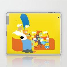 The Simpsons - Family Laptop & iPad Skin