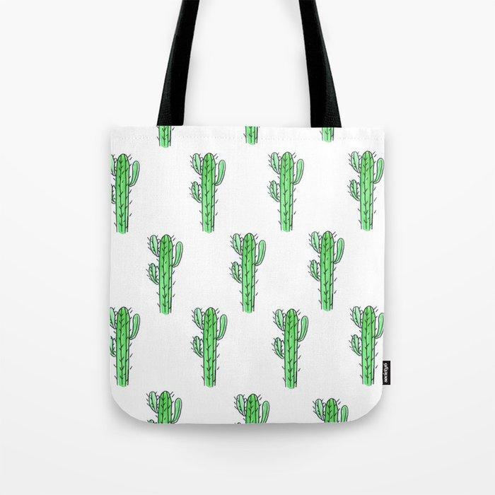 Saguaro Love II PATTERN Tote Bag