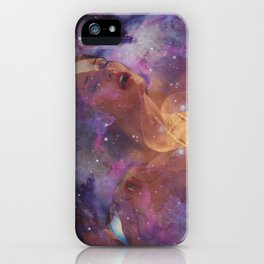 Celestial Orgasm iPhone Case