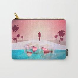 Bikini Beach Carry-All Pouch
