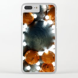 Expectation2 Clear iPhone Case