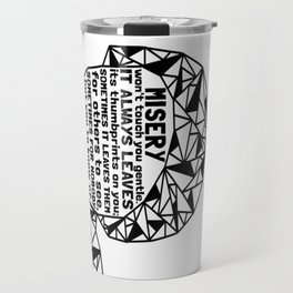Oscar Grant - Black Lives Matter - Series - Black Voices Travel Mug