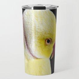 Shy Parakeet Travel Mug
