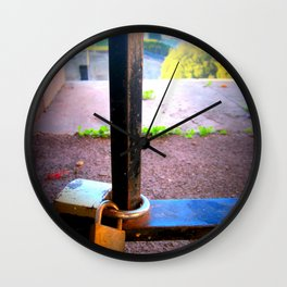 For Ever After and Into Always. Wall Clock