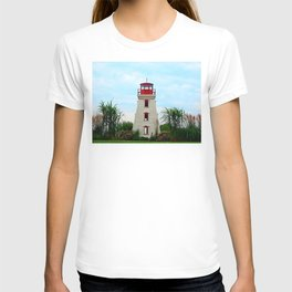 Garden Lighthouse T-shirt
