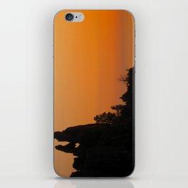 Corsican Sunset iPhone Skin