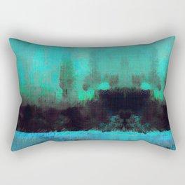 Lysergic Horizon Rectangular Pillow