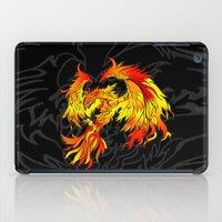 phoenix iPad Cases featuring Phoenix by Rishi Parikh