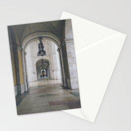 Terreiro do Paço. Lisbon, Portugal. Stationery Cards