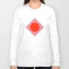 Circle Square Long Sleeve T-shirt