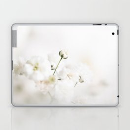 Gypsophila Laptop & iPad Skin