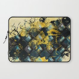 Abstract Thinking Remix Laptop Sleeve