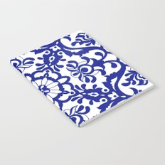 Portuguese tile Notebook