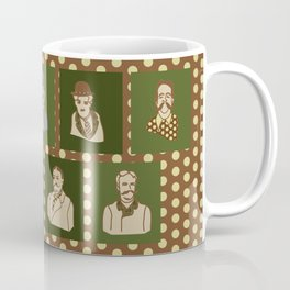 Men of the 'Stache Coffee Mug