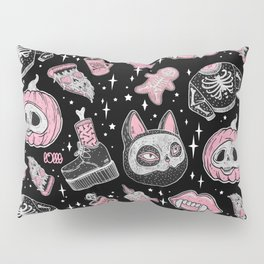 SPOOKS OR CREEPS Pillow Sham