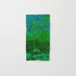 Mosaic Forest Hand & Bath Towel