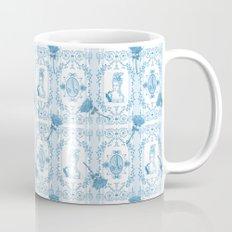 Marie-Antoinette Monogram (Aqua) Mug