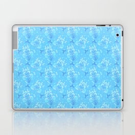 fleur de otachi - light Laptop & iPad Skin
