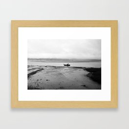 In a Past Life Framed Art Print