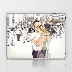 Ghost of Coney Island Laptop & iPad Skin