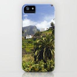 La Gomera 1.1 iPhone Case