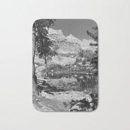 Alpine Lake Bath Mat