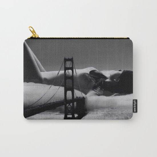 lovely view Carry-All Pouch