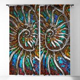 Ammonite E Blackout Curtain
