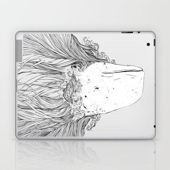 The White Whale Laptop & iPad Skin
