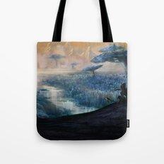 Plavim Forest Tote Bag