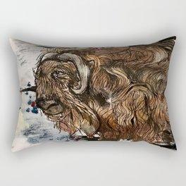 Musky Magic Rectangular Pillow